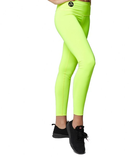 Leggins neon yellow